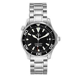 Omega Seamaster James Bond 36 Midsize Black Dial Watch 2262.50.00