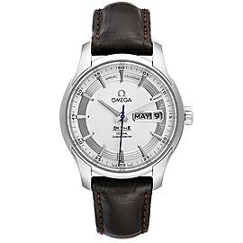 Omega DeVille Annual Calendar Steel Mens Watch 431.33.41.22.02.001