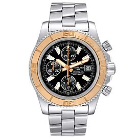 Breitling Aeromarine SuperOcean II Steel Rose Gold Watch C13341