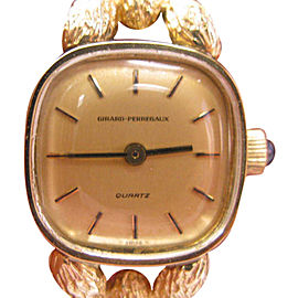 Girard Perreguax 14KT YG 30G Yellow Gold Watch