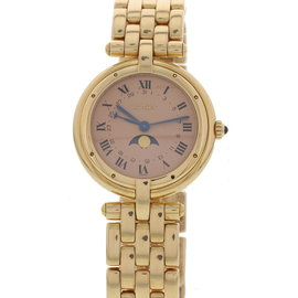 Cartier Panthere Vendome 18K Yellow Gold Moonphase Rare Ladies Watch