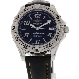 Breitling A17350 Colt Ocean Stainless Steel Automatic Mens Watch