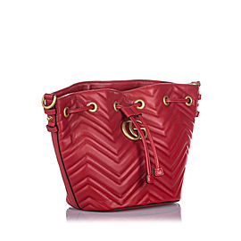 GG Marmont Bucket Bag