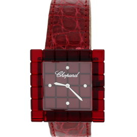 Chopard 12/7780 Be Mad Diamond Dial Womens Watch