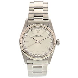 Rolex Oyster Perpetual 67514 Stainless Steel Unisex Watch