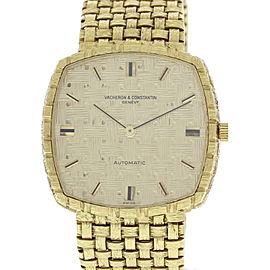 Vacheron Constantin Vintage 32mm Mens Watch