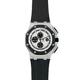 Audemars Piguet Royal Oak Offshore 26400SO.OO.A002CA.01 Stainless Steel & Rubber 44mm Mens Watch