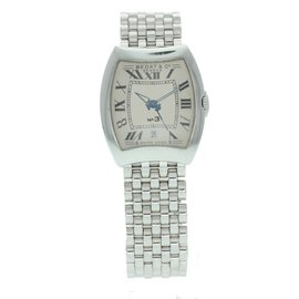 Bedat & Co. 314 18K White Gold White Dial Automatic 27mm Womens Watch