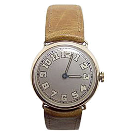 Longines 14K Yellow Gold Hand Winding Vintage 31mm Mens Watch