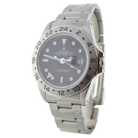 Rolex Explorer II 16570 T Stainless Steel 40mm Mens Watch