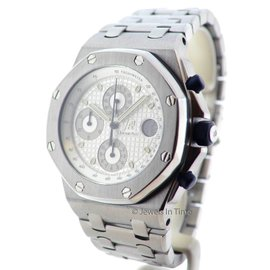 Audemars Piguet Royal Oak Offshore Stainless Steel Automatic 42mm Mens Watch