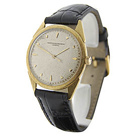 Vacheron & Constantine 4827 33.5mm Vintage Mens Watch