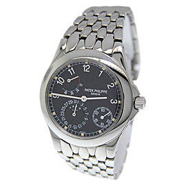 Patek Philippe Complications 5085A Stainless Steel Automatic 37mm Mens Watch