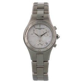 Baume & Mercier Linea MOA10012 Stainless Steel Quartz 32mm Womens Watch