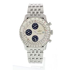Breitling Navitimer A13330 Stainless Steel Automatic 41.5mm Mens Watch