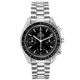 Omega Speedmaster Reduced Chronograph Steel Mens Watch 3539.50.00 Card