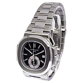 Patek Philippe Nautilus 5980/1A-001 Stainless Steel Automatic 40.5mm Mens Watch