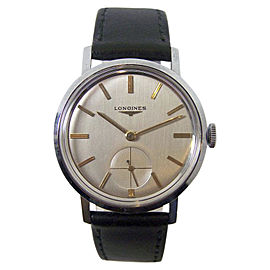 Longines Vintage 34mm Mens Watch