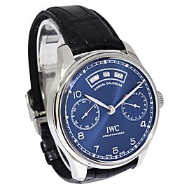 IWC Portugieser IW503502 Stainless Steel 44.20mm Mens Watch
