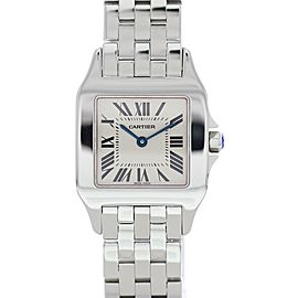 Cartier Santos Demoiselle 2701 Stainless Steel Quartz 27mm Womens Watch