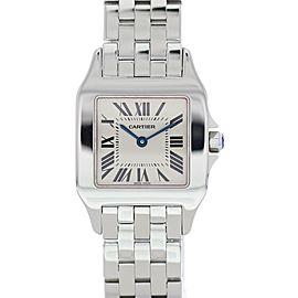 Cartier Santos Demoiselle 2701 Stainless Steel Quartz 27mm Womens Watch