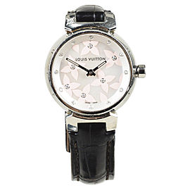 Louis Vuitton Tambour Q121H 24.13mm Womens Watch