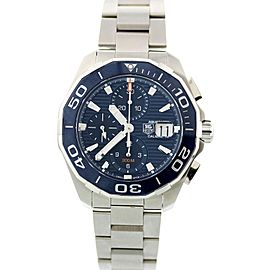 Tag Heuer Aquaracer Chronograph CAY211B.BA0927 43mm Mens Watch