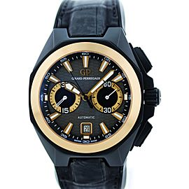 Girard Perregaux Chrono Hawk 49970 44mm Mens Watch