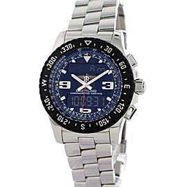 Breitling Airwolf Raven A78364 43mm Mens Watch