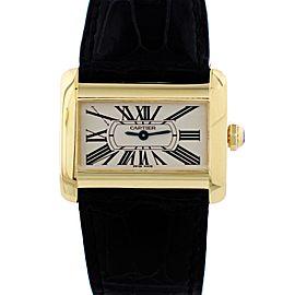 Cartier Tank Divan 2601 31mm Womens Watch