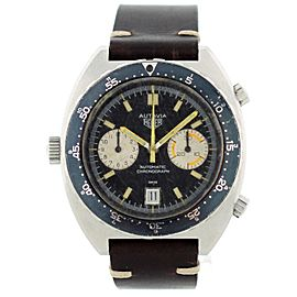 Heuer Autavia 11630 Vintage 42.3mm Mens Watch