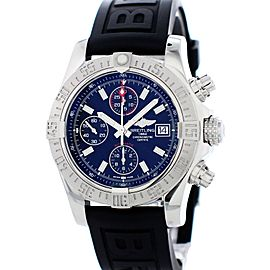 Breitling Super Avenger II A13381 43mm Mens Watch