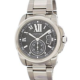 Cartier Calibre De Cartier 3389 / W7100016 42mm Mens Watch