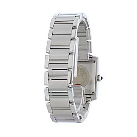 Cartier Tank Francaise 2302 28 Womens Watch