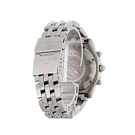 Breitling Chronograph CHRONOMAT 40 Mens Watch