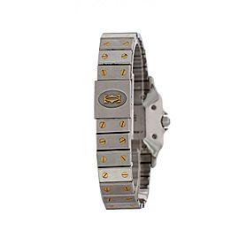 Cartier Santos Galbee 2961 30 Mens Watch