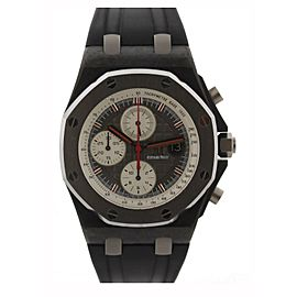 Audemars Piguet Royal Oak Offshore 26202AU.OO.D002CA.01 Jarno Trulli 46mm Mens Watch