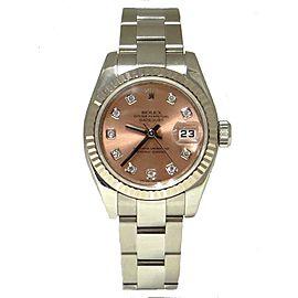 Rolex Oyster Datejust 179174 26mm Womens Watch