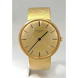 Patek Philippe 3468 Vintage 33mm Mens Watch