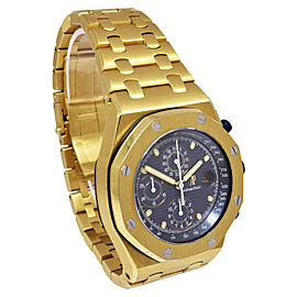 Audemars Piguet Royal Oak Offshore 25721BA.OO.1000BA.02A 42mm Mens Watch