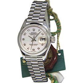 Rolex Datejust 79166 26mm Womens Watch