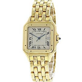 Cartier Panthere 8839 29mm Mens Watch