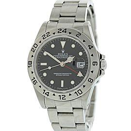 Rolex Explorer ll 16570 40mm Mens Watch