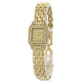Cartier Panthere 1280 2 22mm Womens Watch