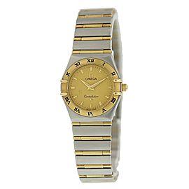 Omega Constellation 1272.10.00 25mm Womens Watch