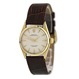 Rolex Oyster Perpetual 6551 31mm Unisex Watch