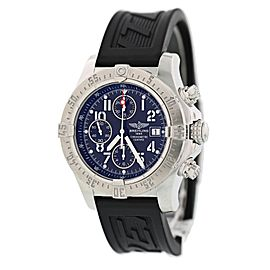 Breitling Super Avenger Skyland A13380 45mm Mens Watch