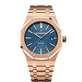 Audemars Piguet Royal Oak 15400OR.OO.1220OR.03 41mm Mens Watch