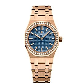 Audemars Piguet Royal Oak 67651OR.ZZ.1261OR.02 33mm Womens Watch