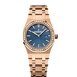 Audemars Piguet Royal Oak 67651OR.ZZ.1261OR.02 33mm Womens Watch